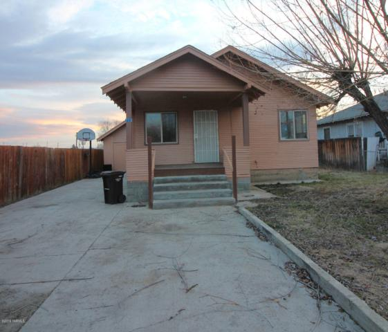 710 Hathaway St, Yakima, WA 98902 (MLS #19-18) :: Heritage Moultray Real Estate Services