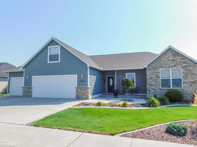 1013 S 89th Ave, Yakima, WA 98908 (MLS #19-1978) :: Heritage Moultray Real Estate Services