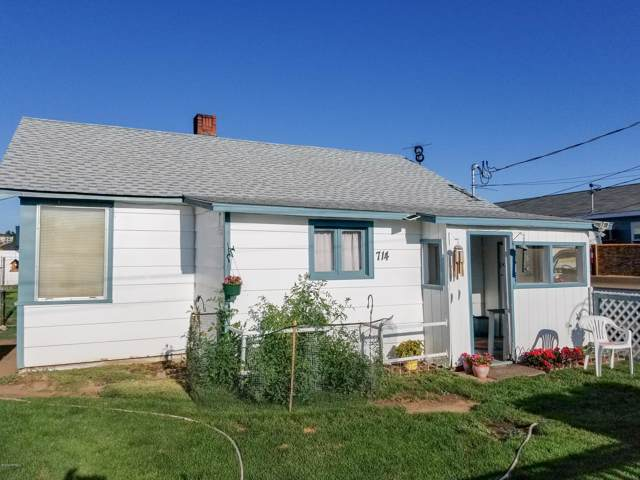 714 N 28th Ave, Yakima, WA 98902 (MLS #19-2005) :: Heritage Moultray Real Estate Services