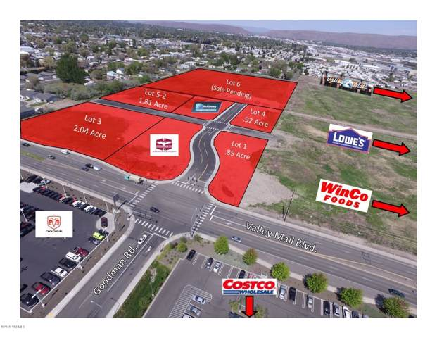 NKA W Valley Mall Blvd Lot 4, Union Gap, WA 98903 (MLS #19-2058) :: Heritage Moultray Real Estate Services