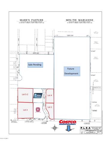 NKA W Valley Mall Blvd Lot 5-2, Union Gap, WA 98903 (MLS #19-2082) :: Heritage Moultray Real Estate Services