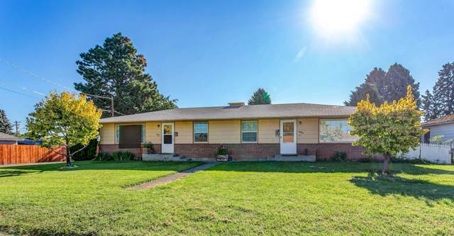 503 Hillcrest St, Grandview, WA 98930 (MLS #19-2096) :: Heritage Moultray Real Estate Services