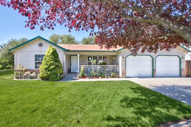 1526 Suncrest Way, Yakima, WA 98902 (MLS #19-2125) :: Heritage Moultray Real Estate Services