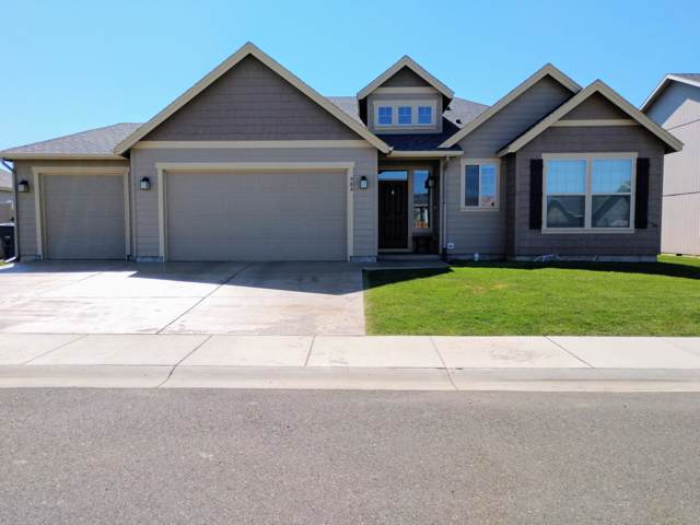 904 Millenium Ave, Moxee, WA 98936 (MLS #19-2143) :: Heritage Moultray Real Estate Services