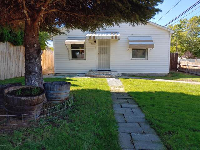 526 N 24th Ave, Yakima, WA 98902 (MLS #19-2161) :: Heritage Moultray Real Estate Services