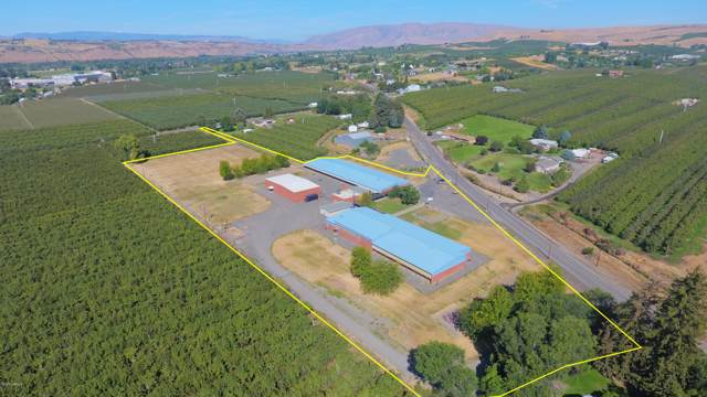 2700 Old Naches Hwy, Yakima, WA 98908 (MLS #19-2180) :: Heritage Moultray Real Estate Services