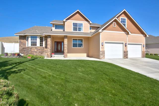 821 Trout Lake Ct, Yakima, WA 98901 (MLS #19-2205) :: Heritage Moultray Real Estate Services