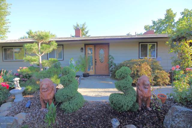 5506 Hilltop Dr, Yakima, WA 98901 (MLS #19-2231) :: Heritage Moultray Real Estate Services