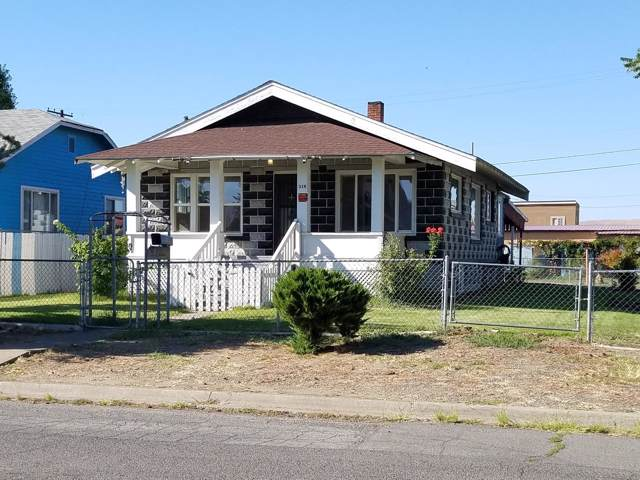 218 E 4th St, Wapato, WA 98951 (MLS #19-2262) :: Amy Maib - Yakima's Rescue Realtor