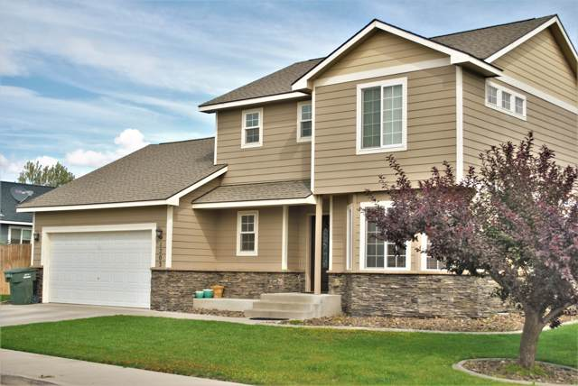 1203 Ela Loop Lp, Grandview, WA 98930 (MLS #19-2311) :: Heritage Moultray Real Estate Services