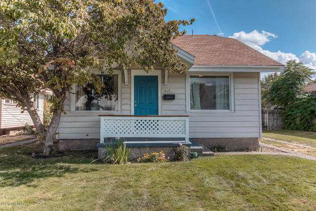 417 S 16th Ave, Yakima, WA 98902 (MLS #19-2312) :: Heritage Moultray Real Estate Services