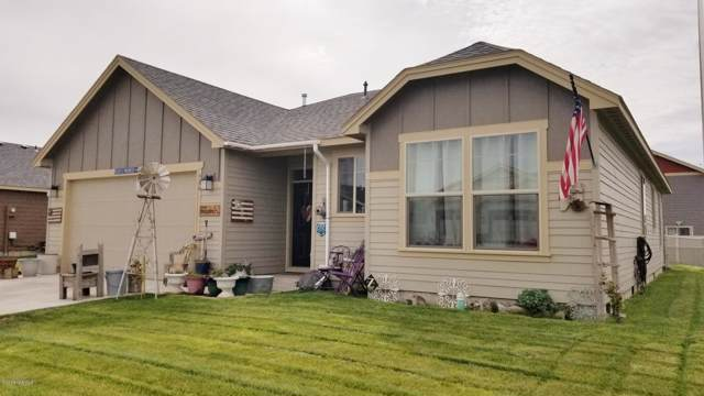906 Columbus Ave, Moxee, WA 98936 (MLS #19-2343) :: Heritage Moultray Real Estate Services