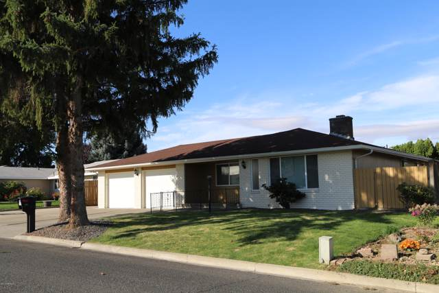 1218 Hamilton Ave, Yakima, WA 98902 (MLS #19-2379) :: Heritage Moultray Real Estate Services
