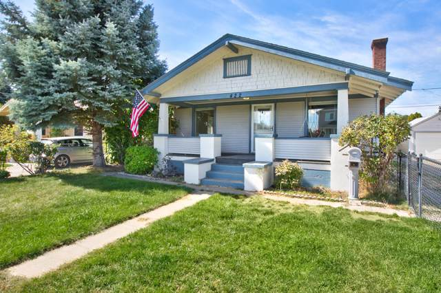 422 S 14th Ave, Yakima, WA 98902 (MLS #19-2434) :: Heritage Moultray Real Estate Services