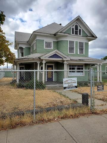 602 N First St, Yakima, WA 98901 (MLS #19-2464) :: Heritage Moultray Real Estate Services