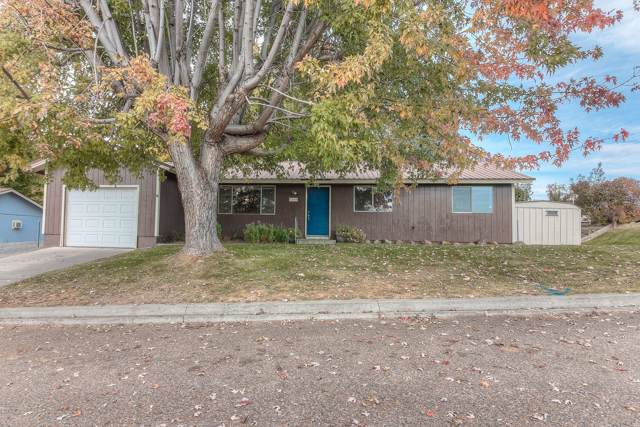 1509 Walnut St, Zillah, WA 98953 (MLS #19-2536) :: Amy Maib - Yakima's Rescue Realtor