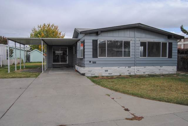325 S 5th St #26, Sunnyside, WA 98944 (MLS #19-2545) :: Heritage Moultray Real Estate Services