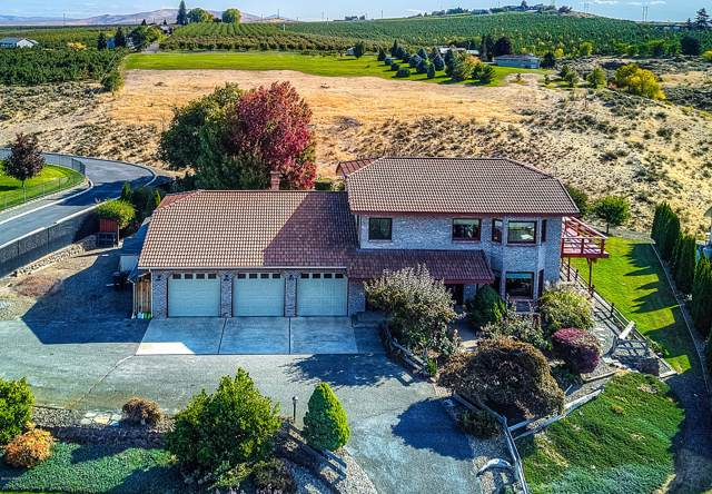 121 Tanglewood Ln, Selah, WA 98942 (MLS #19-2547) :: Heritage Moultray Real Estate Services