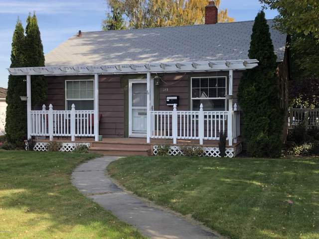 309 N 35th Ave, Yakima, WA 98902 (MLS #19-2582) :: Heritage Moultray Real Estate Services