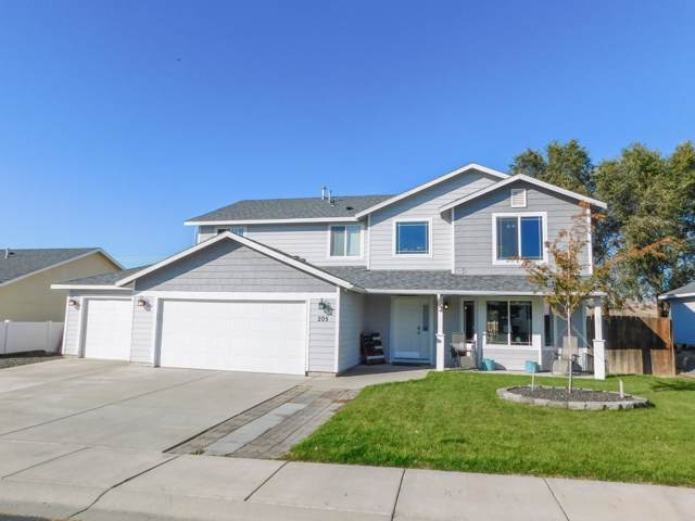 205 Clemans Ave, Yakima, WA 98936 (MLS #19-2588) :: Heritage Moultray Real Estate Services