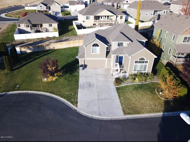 823 Overbluff Ln, Yakima, WA 98901 (MLS #19-2684) :: Heritage Moultray Real Estate Services