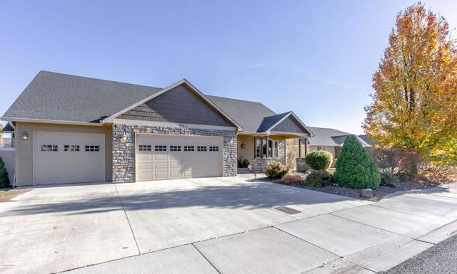 903 S 85th Ave, Yakima, WA 98908 (MLS #19-2699) :: Heritage Moultray Real Estate Services