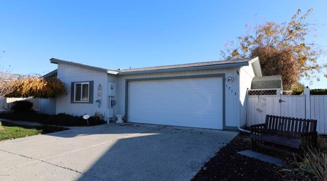 1713 S 69th Ave, Yakima, WA 98908 (MLS #19-2719) :: Heritage Moultray Real Estate Services