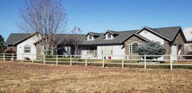 161 W Huntzinger Rd, Selah, WA 98942 (MLS #19-2720) :: Heritage Moultray Real Estate Services