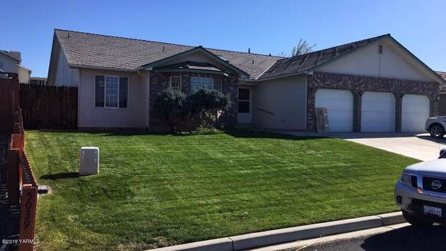 5043 N Sky Vista Ave, Yakima, WA 98901 (MLS #19-2758) :: Heritage Moultray Real Estate Services