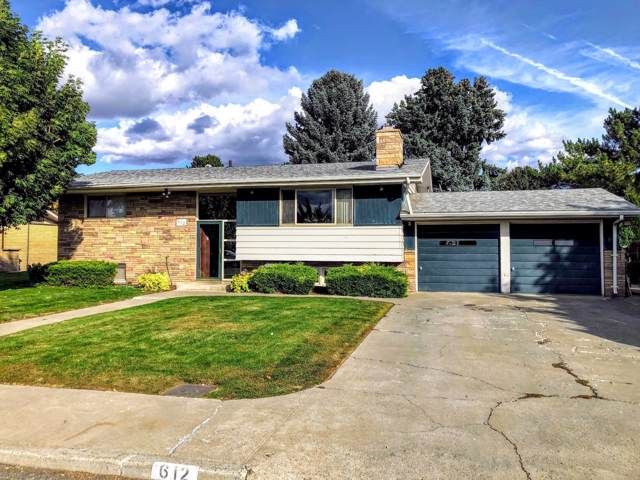 612 Bolin Dr, Toppenish, WA 98948 (MLS #19-2795) :: Heritage Moultray Real Estate Services