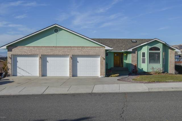4940 N Sky Vista Ave, Yakima, WA 98901 (MLS #19-2835) :: Heritage Moultray Real Estate Services