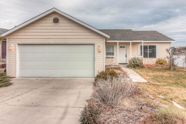 503 N 78th Ave, Yakima, WA 98908 (MLS #19-2836) :: Heritage Moultray Real Estate Services