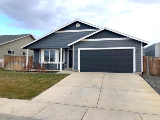 505 Mount Adams St, Moxee, WA 98936 (MLS #19-2850) :: Amy Maib - Yakima's Rescue Realtor