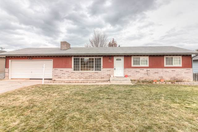 205 S 64th Ave, Yakima, WA 98908 (MLS #19-2858) :: Heritage Moultray Real Estate Services