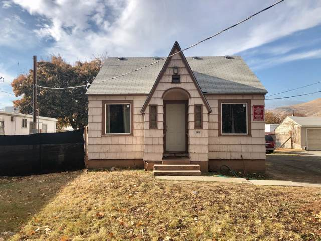 1610 Gordon Rd, Yakima, WA 98901 (MLS #19-2891) :: Heritage Moultray Real Estate Services