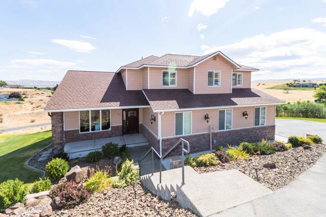 514 Viewmont Dr, Yakima, WA 98908 (MLS #19-2941) :: Joanne Melton Real Estate Team
