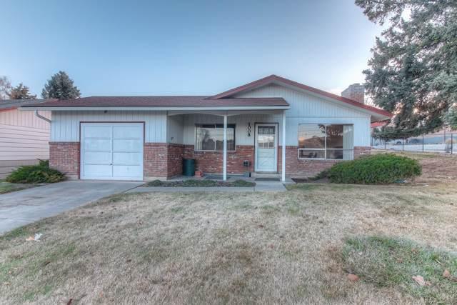 1008 W Fremont Ave, Selah, WA 98942 (MLS #19-2954) :: Amy Maib - Yakima's Rescue Realtor