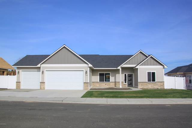7103 Vista Ridge Ave, Yakima, WA 98903 (MLS #19-2962) :: Heritage Moultray Real Estate Services