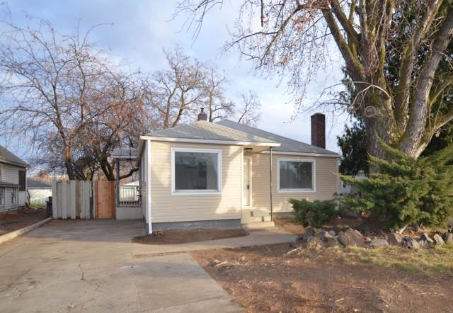 1303 S 3rd Ave, Yakima, WA 98902 (MLS #19-3046) :: Heritage Moultray Real Estate Services