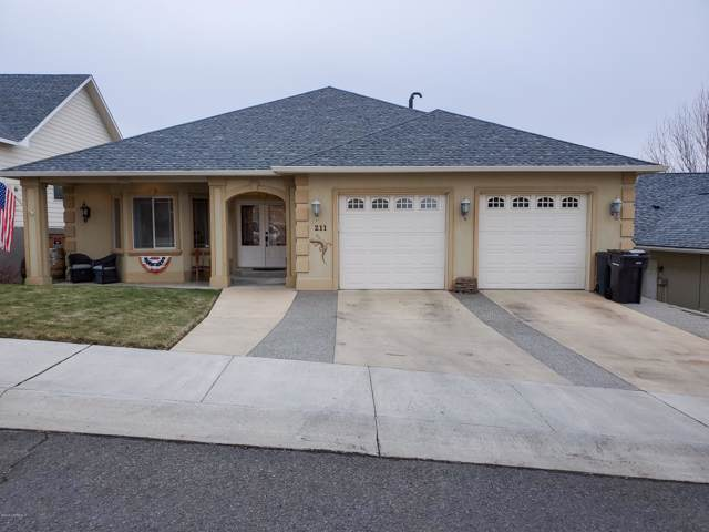 211 N 78th Ave, Yakima, WA 98908 (MLS #19-3059) :: Joanne Melton Real Estate Team