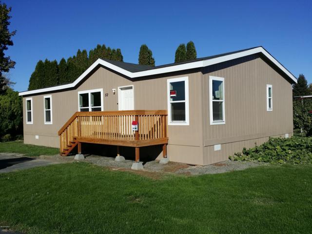 408 W Pine St #52, Union Gap, WA 98903 (MLS #19-311) :: Results Realty Group