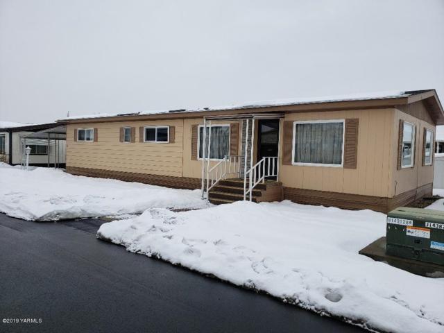 18 W Washington Ave #52, Yakima, WA 98903 (MLS #19-485) :: Heritage Moultray Real Estate Services