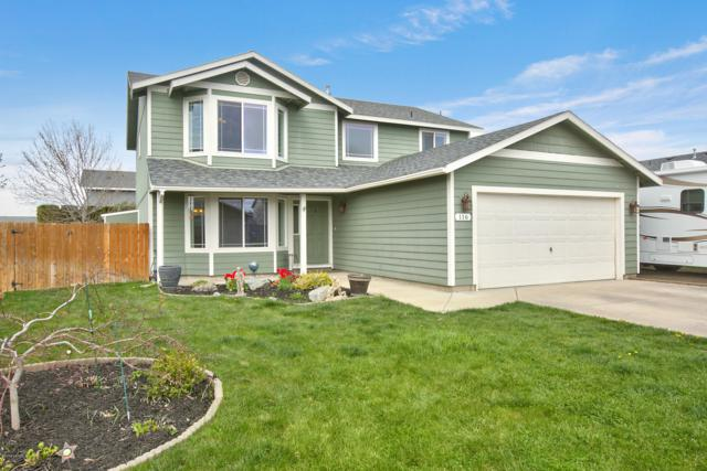 116 S Chinook St, Moxee, WA 98936 (MLS #19-872) :: Heritage Moultray Real Estate Services