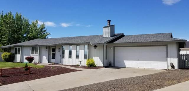 204 S 75th Pl, Yakima, WA 98908 (MLS #20-1000) :: Heritage Moultray Real Estate Services