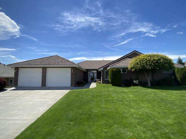 5101 Summitview Ave #17, Yakima, WA 98908 (MLS #20-1021) :: Heritage Moultray Real Estate Services