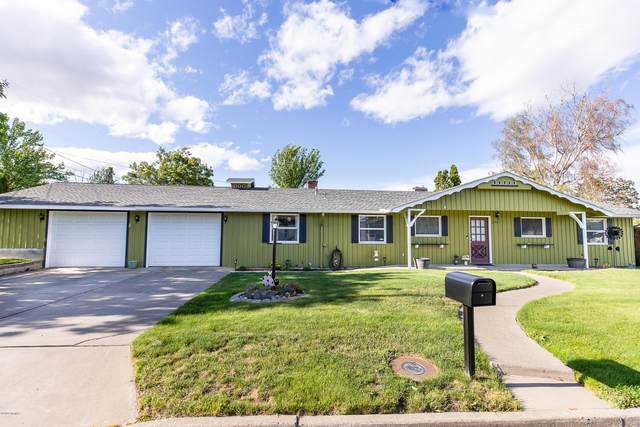2801 Clinton Way, Yakima, WA 98902 (MLS #20-1031) :: Heritage Moultray Real Estate Services