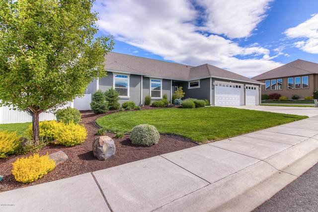 6611 W Yakima Ave, Yakima, WA 98908 (MLS #20-1050) :: Heritage Moultray Real Estate Services