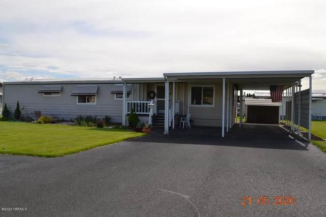 55 W Washington Ave #82, Yakima, WA 98903 (MLS #20-1078) :: Heritage Moultray Real Estate Services