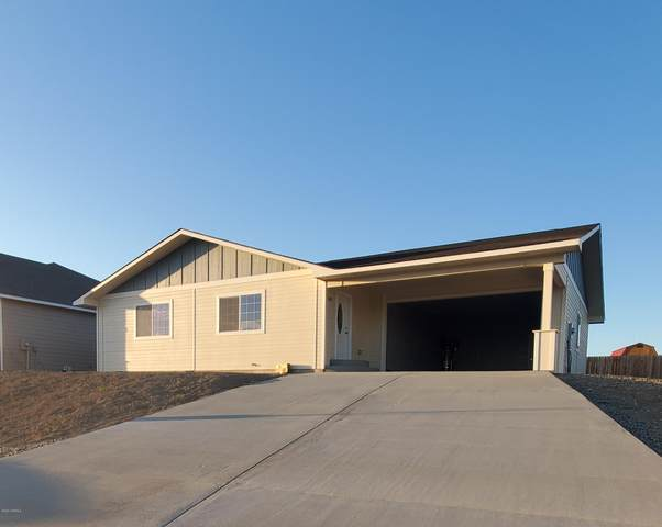 609 Bagley Rd, Granger, WA 98932 (MLS #20-1079) :: Heritage Moultray Real Estate Services