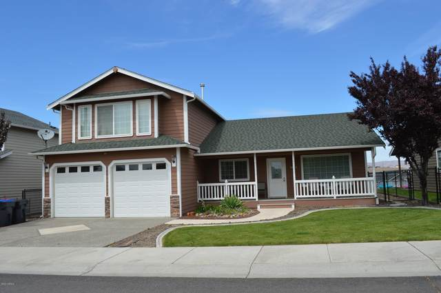 1605 W Yakima Ave, Selah, WA 98942 (MLS #20-1087) :: Heritage Moultray Real Estate Services